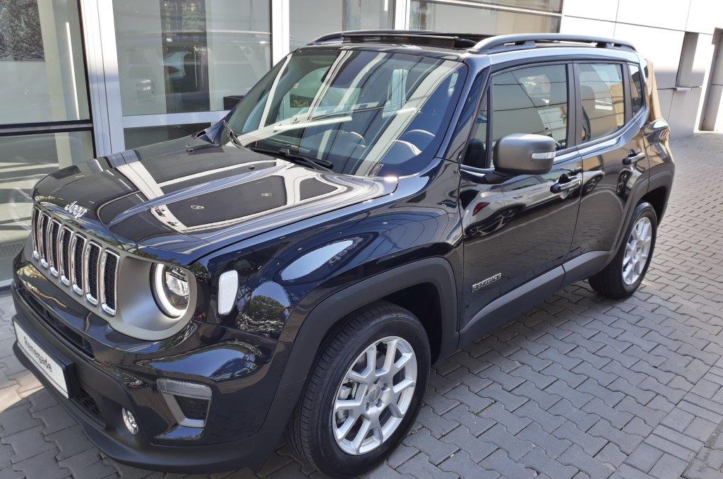 Inteligentny JEEP EUROMOBIL - Warszawa - Autoryzowany Dealer Jeep - Jeep Salon VY56