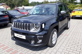 Jeep Renegade Limited 180 KM AT9 4X4 LED Parking Funcjonalny automat