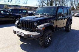 Jeep Wrangler Unlimited Rubicon 2,0 272 KM automat
